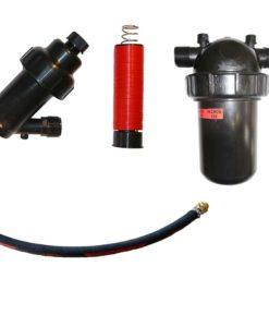 Pumpen & Filter