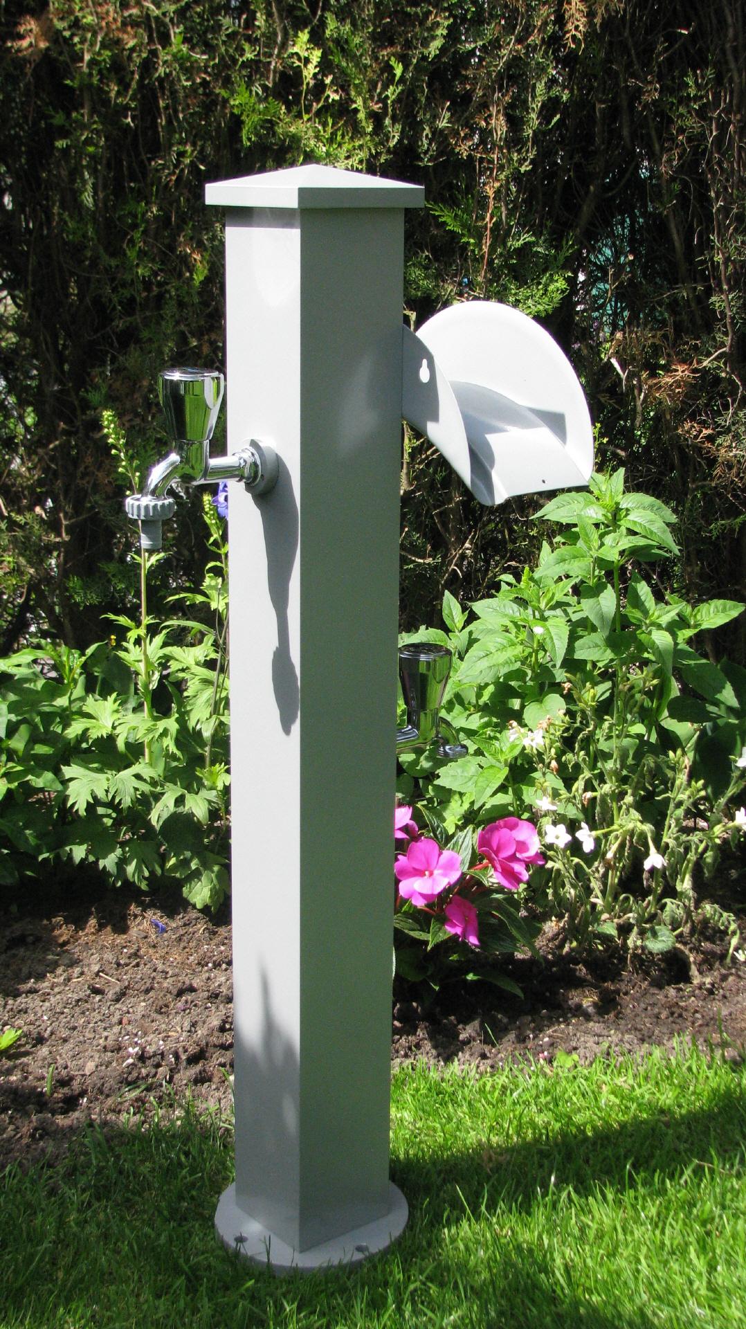 wassersäule - wasserzapfsäule - raintime nebel- und bewässerungssysteme